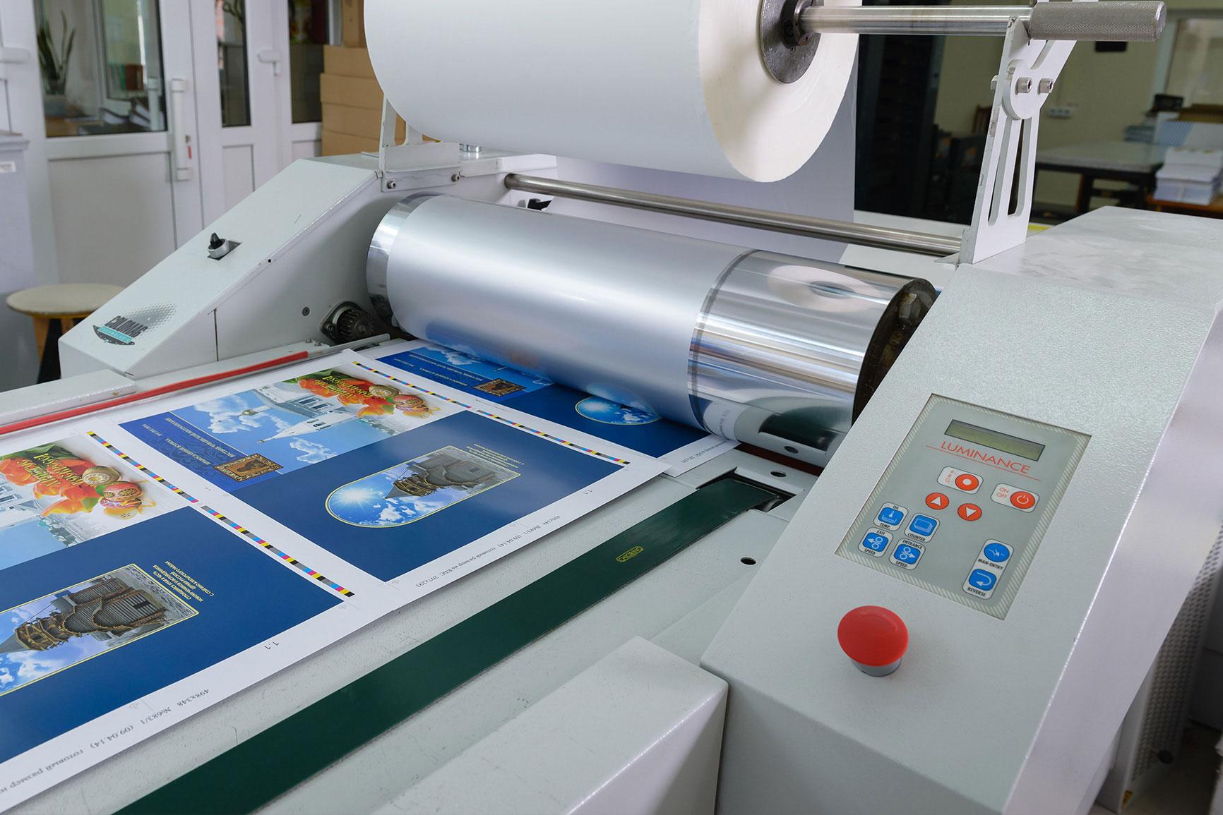Очистка воздуха при производстве полиграфической продукции
